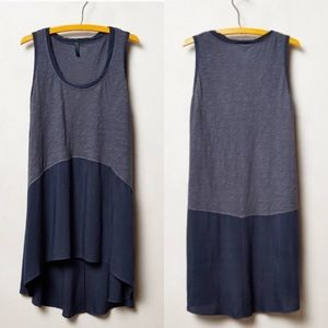 Anthropologie Left Of Center Call Tunic Tank Top